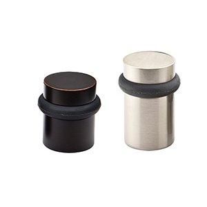 cylinder floor door stop by emtek products