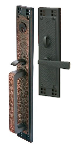 Craftsman Full Length Mortise Entry