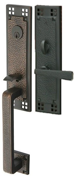 Craftsman Mortise Entry Lock Arts Amp Crafts Collection By