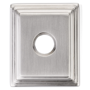 ... Wilshire Rosette For The Brass Collection, Crystal Collection And  Porcelain Collection By Emtek