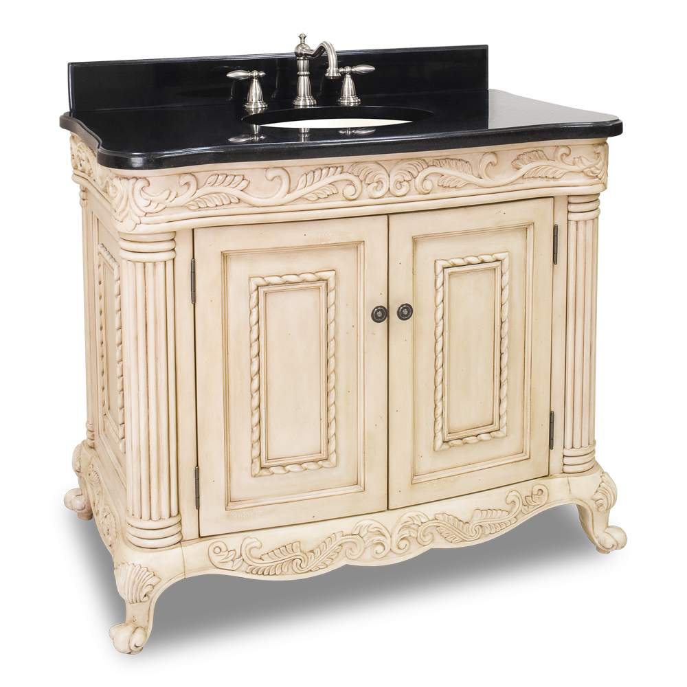 Knobs Llc Antique Ornate Vanity By Jeffrey Alexander