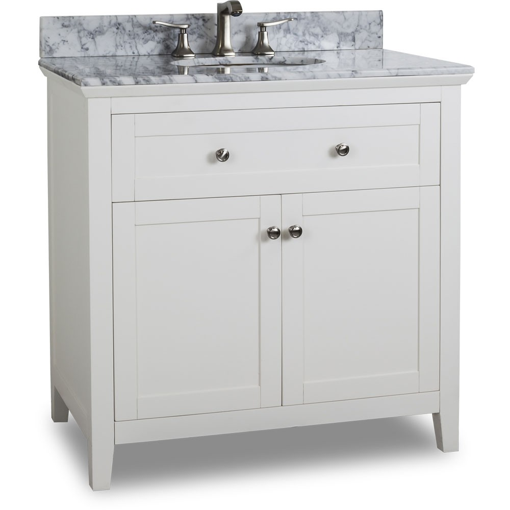 (click image to view larger image) Chatham Shaker Vanity