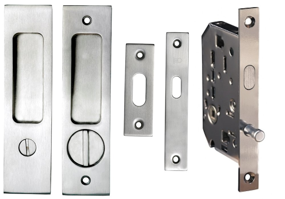 Keyed Locking Pocket Door Hardware Knobs Etc, Llc   Linnea Index