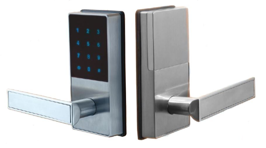 Linnea Sml 145 Smart Lock Keypad Entry Lock Set Lever