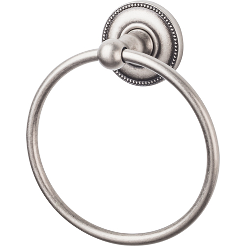 Top Knobs Edwardian Collection Towel Ring