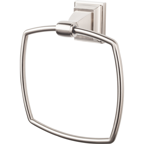 Top Knobs Stratton Collection Towel Ring