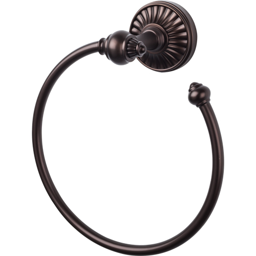 Top Knobs Tuscany Collection Towel Ring