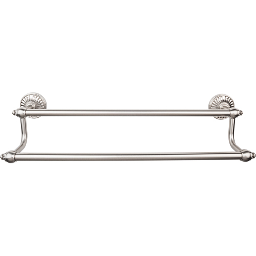 Top Knobs Tuscany Collection Double Towel Bar