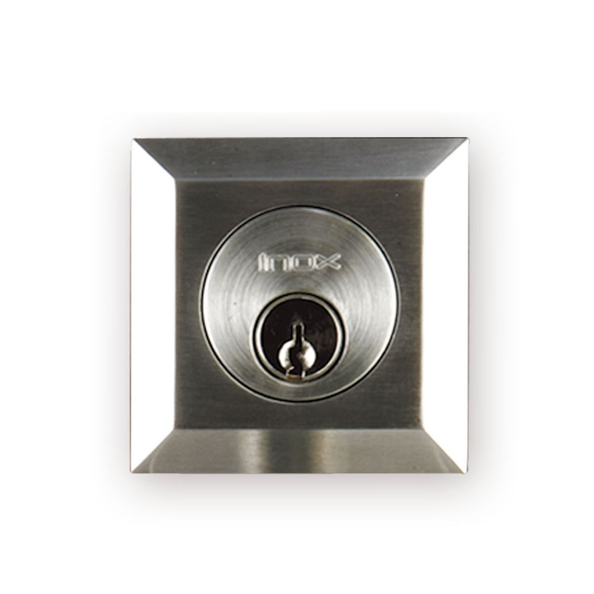 Square Stainless Steel Deadbolt From Inox By Unison